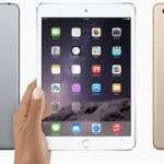 Nuevo iPad Mini 3 con Touch ID