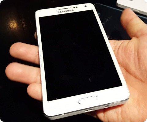 El Samsung Galaxy Alpha A5 llegará a China en noviembre
