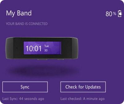 Se filtra la Microsoft Band, una nueva pulsera de fitness