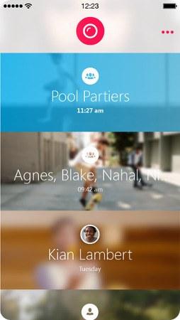 Skype Qik: nueva app de mensajería en video