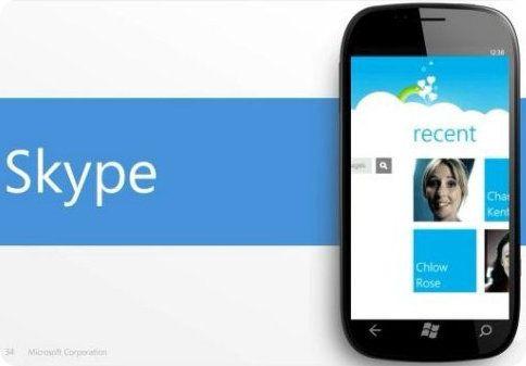 Skype para Windows Phone es actualizado e incorpora nuevas herramientas