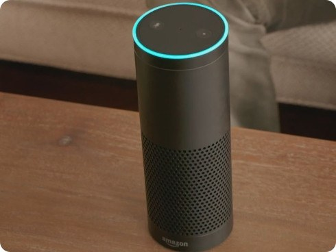 Amazon Echo un parlante inteligente conectado a la nube