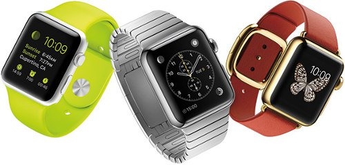 Apple ha encargado entre 30 y 40 millones de smartwatchs