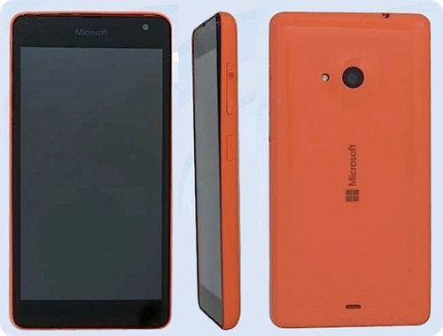 Así se ve el primer smartphone de Microsoft