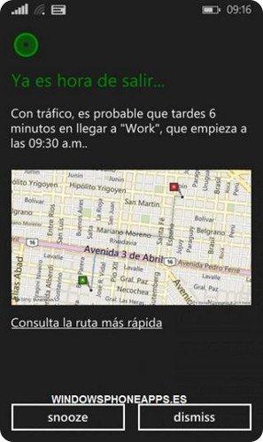 Cortana ya entiende español