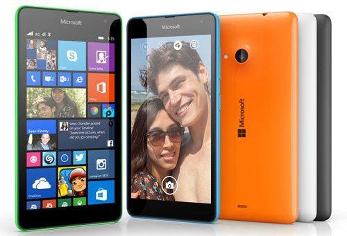 El Microsoft Lumia 535 es oficial
