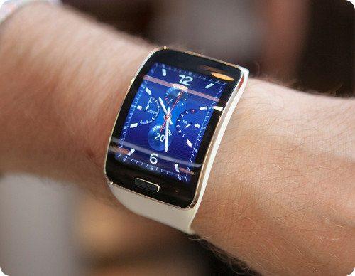 El Samsung Gear S vende 10.000 unidades en su primer día