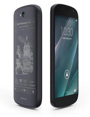 El YotaPhone 2 tendrá una pantalla secundaria de tinta electrónica