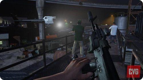 GTA V tendrá modo de primera persona en PS4 y XOne