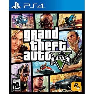 Grand Theft Auto V disponible en PS4 y XOne