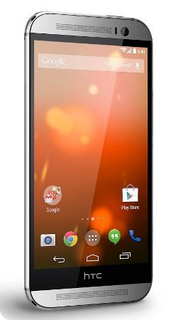 Las ediciones GPE del HTC One M8 y M7 están a punto de recibir Android 5