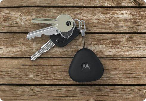 Motorola Keylink un nuevo accesorio para encontrar tus llaves
