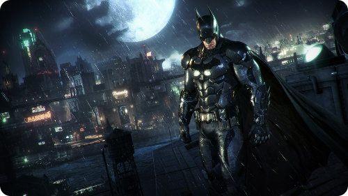 Nuevo gameplay de Batman Arkham Knight