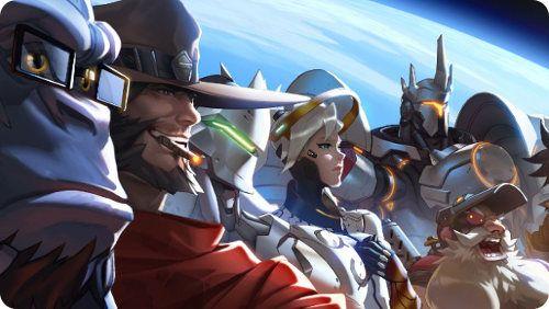 Overwatch lo nuevo de Blizzard