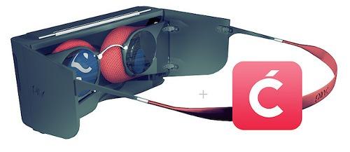 Pinc VR hora de convertir a tu iPhone en un dispositivo de realidad virtual