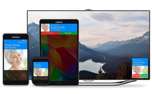 Samsung Flow: un nuevo sistema para compartir datos entre dispositivos