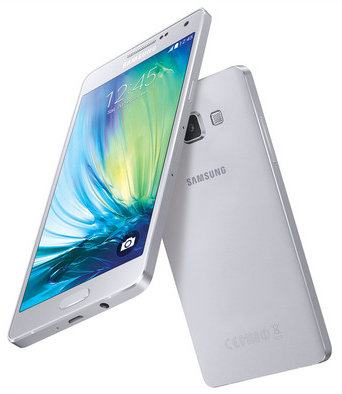 Samsung anuncia los nuevos Galaxy A3 y A5