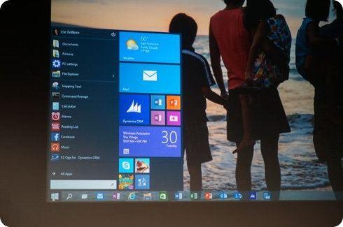 Windows 10 Consumer Preview llegará a comienzos de 2015