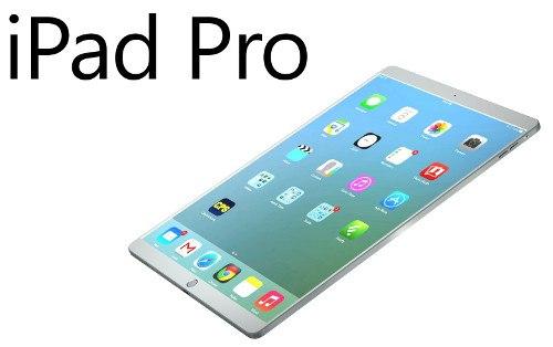 iPad Pro mediría 12,2 pulgadas y sería tan delgado como el iPhone