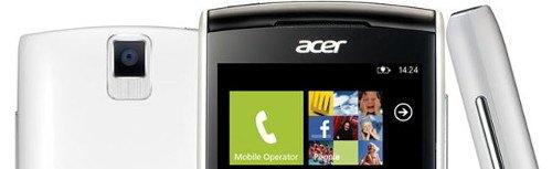 Acer lanzará nuevos smartphones Windows Phone en 2015Acer lanzará nuevos smartphones Windows Phone en 2015