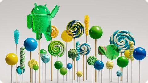 Android 5.0 llegará a los dispositivos Galaxy en un par de meses