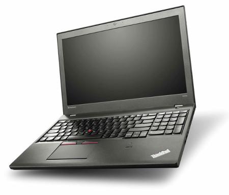 Anunciada la nueva Lenovo ThinkPad W550s