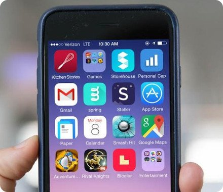 Apple anuncia su lista de mejores apps de 2014