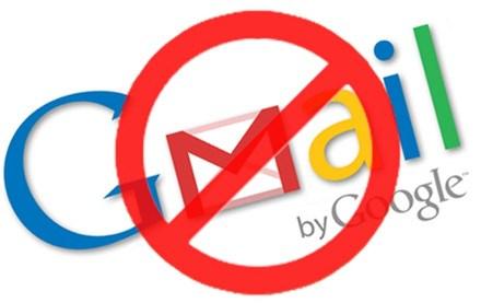 China bloquea por completo a Gmail