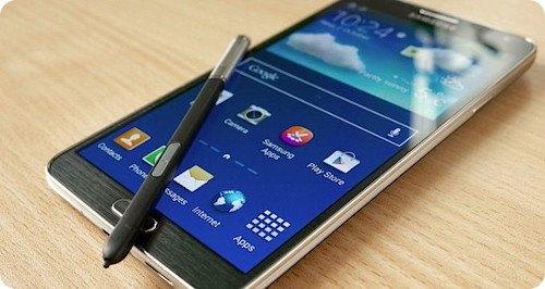 Corea del Sur recibe un Galaxy Note 4 mejorado