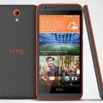 El HTC Desire 620 llegará a Europa en enero