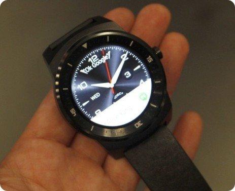 El LG G Watch R2 tendrá 4G