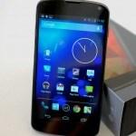 El Nexus 4 no incorpora todas las novedades de Android 5.0