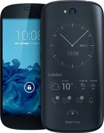 El YotaPhone 2 llegará a Europa este mes