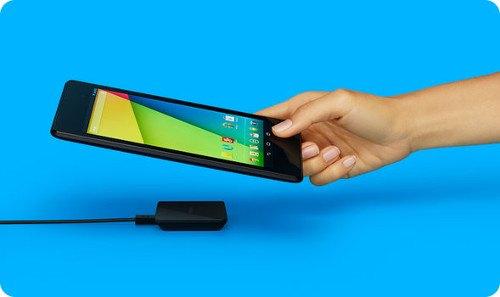 El año que viene podrás recargar tu tablet en forma inalámbrica