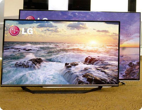 LG presentará nuevas TVs 4K en el CES 2015