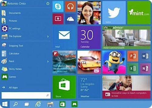 Más de 1 millón de personas están probando Windows 10