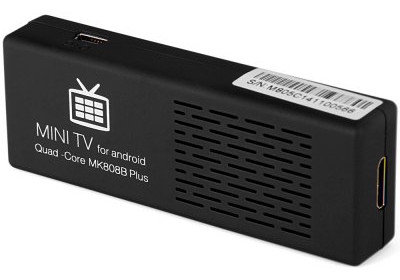 MK808B Plus una estupenda Android TV-box