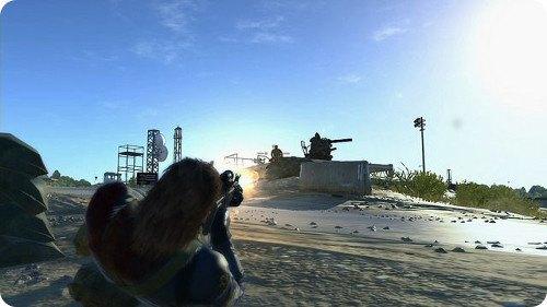 Metal Gear Solid 5: Ground Zeroes llega a la PC