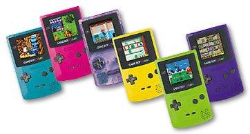 Nintendo podría lanzar emuladores de GBA, GBC y GB