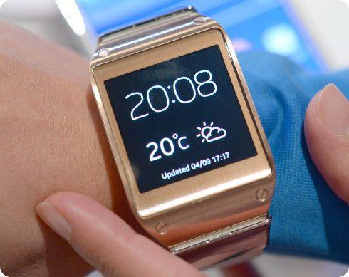 Samsung cree que los smartwatchs serán la nueva moda de 2015