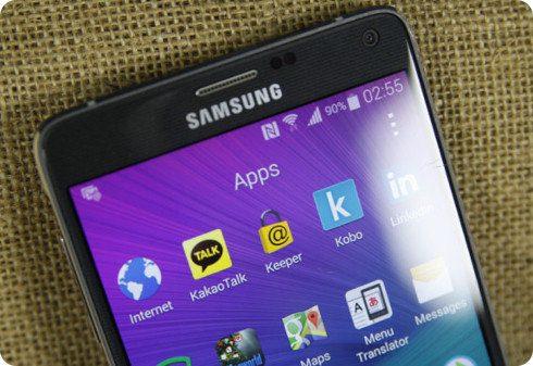 Samsung está probando un Note 4 con Snapdragon 810