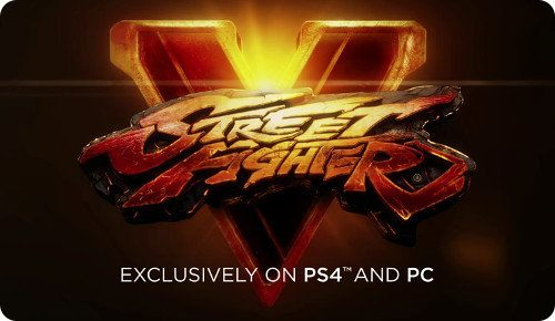 Street Fighter V anunciado para PS4 y PC