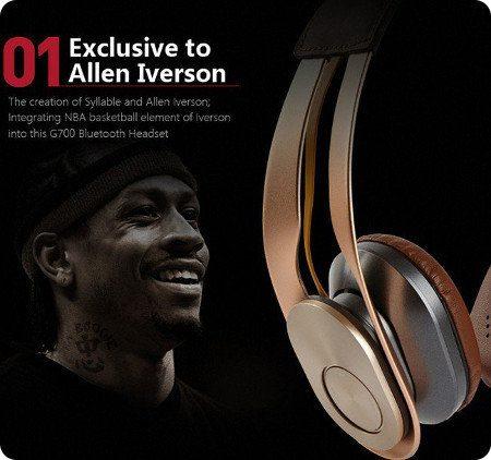 Syllable G700: unos estupendos auriculares Bluetooth
