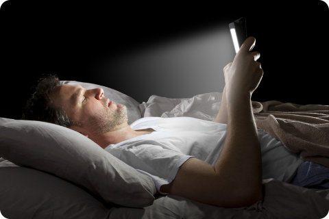 Tablets y lectores de libros tienen un impacto negativo en el sueño
