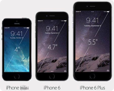 Un iPhone 6 de 4 pulgadas sería lanzado en 2015