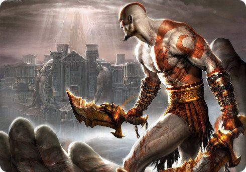 Una nueva entrega de God of War está en desarrollo