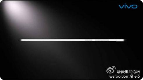 Vivo X5 Max: un nuevo smartphone muy delgado