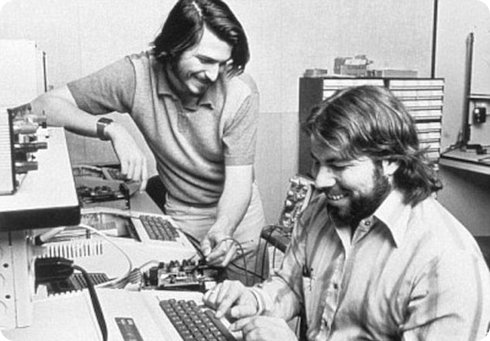 Wozniak dice que el legendario garage de Apple es un mito
