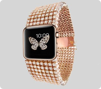 Ya puedes reservar tu Apple Watch de 30000 dólares