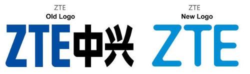 ZTE estrena nuevo logo